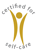 Certified for self-care logo